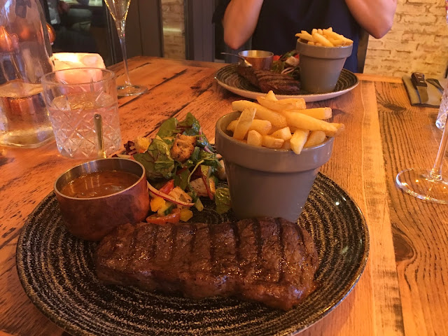 Tomahawk Steakhouse, Potto - North Yorkshire