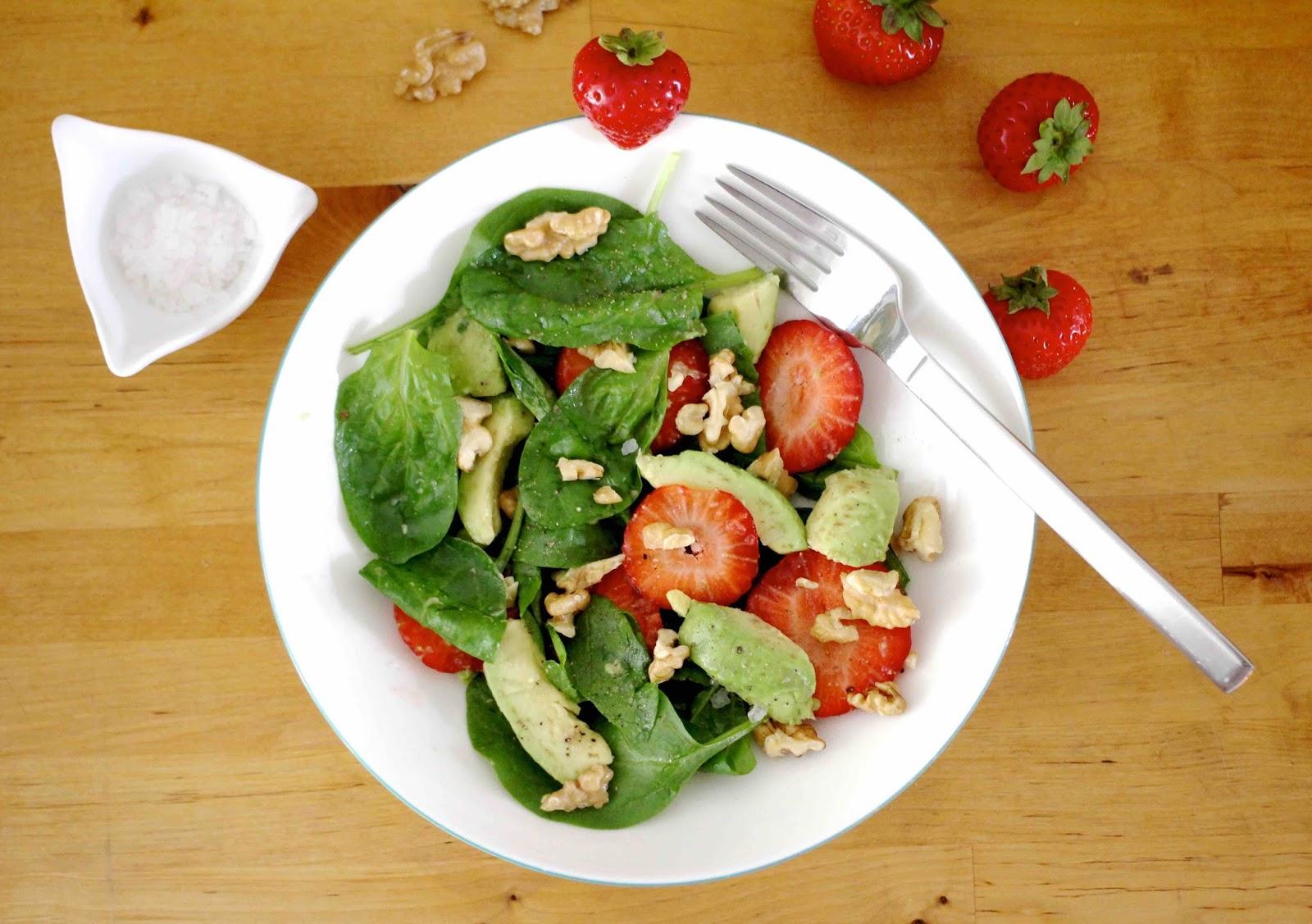 Veganer Powersalat