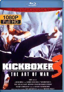 Kickboxer 3: The Art of War (El arte de la guerra) (1992) [1080p BRrip] [Latino-Inglés] [LaPipiotaHD]