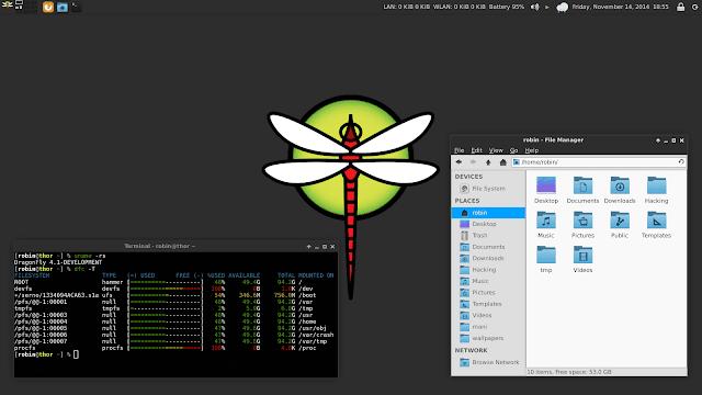 HAMMER2 do DragonflyBSD ganhará novo recurso inspirado no ZFS