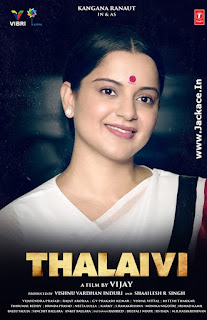 Thalaivi First Look Poster 5
