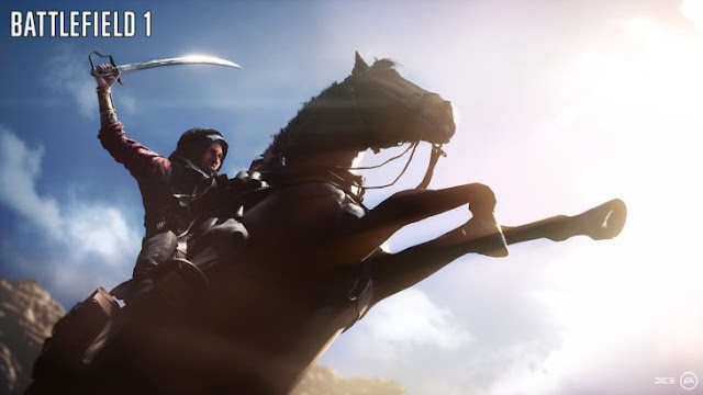 Anuncian Battlefield 1, World War I, más espectacular