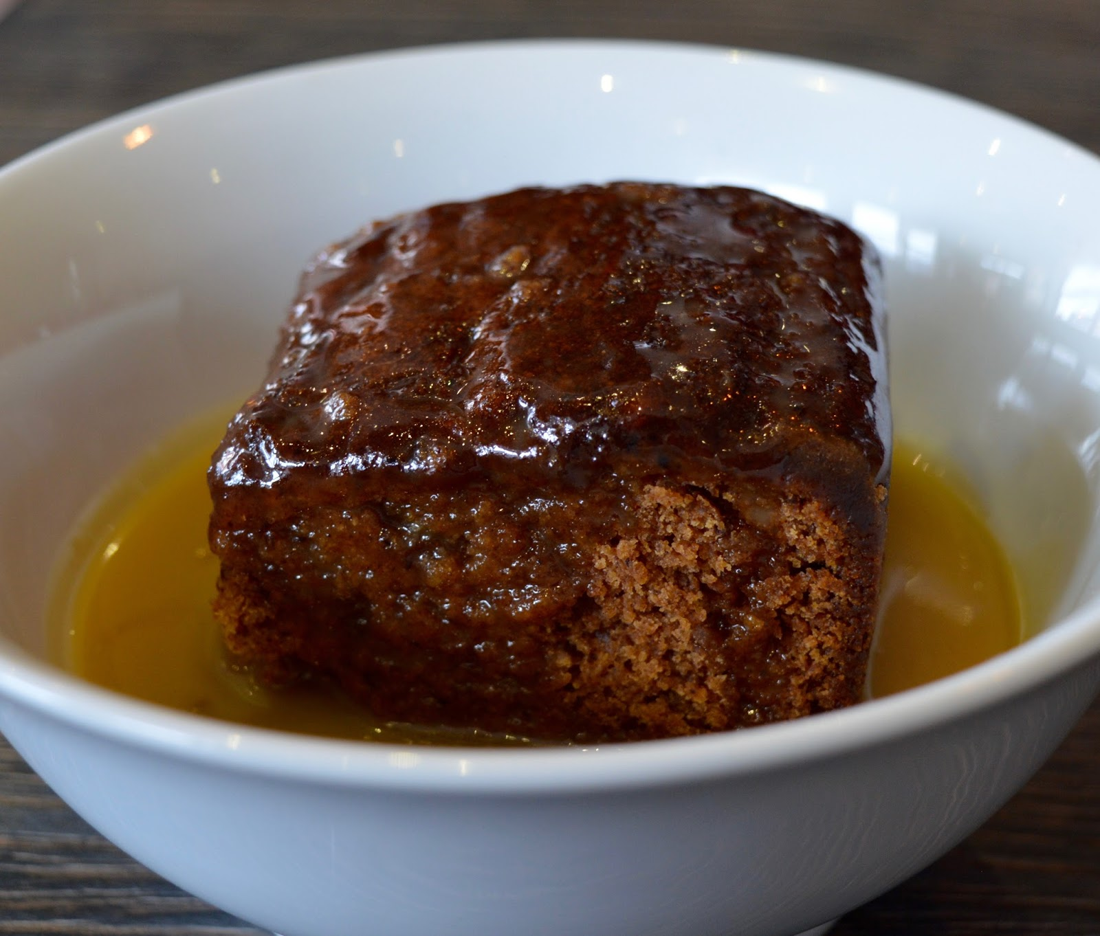 The best new restaurant in Whitley Bay - Evan's Bistro | Evening and Children's Menu Review  - homemade sticky toffee pudding