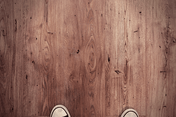 Solid wood flooring