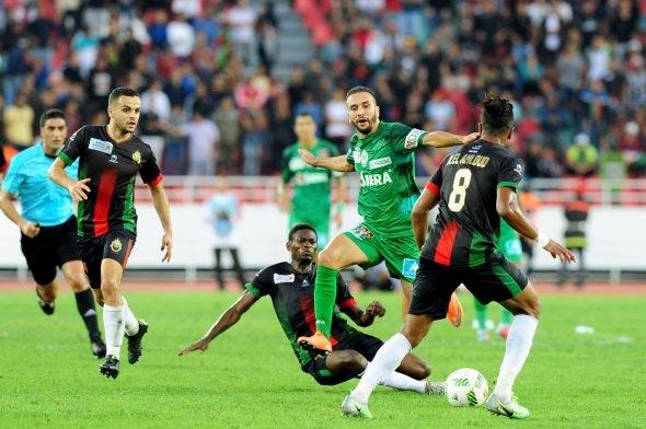 بث مباشر مباراة الرجاء البيضاوي والجيش الملكي اليوم 12-02-2020 في الدوري المغربي