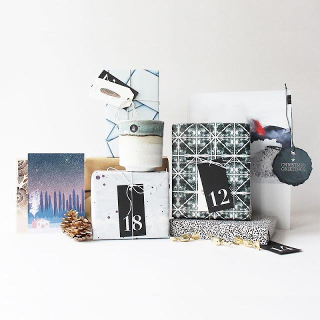 Calendrier de l'Avent : Attendre Noël avec Exploratology par Mally's Books - La version Intégrale.
