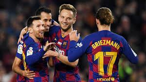 مباراة برشلونة والافيس اليوم