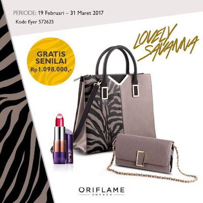 Join Oriflame Maret 2017 rp 9900