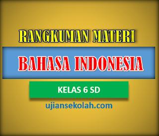 rangkuman terbaru bahasa indonesia