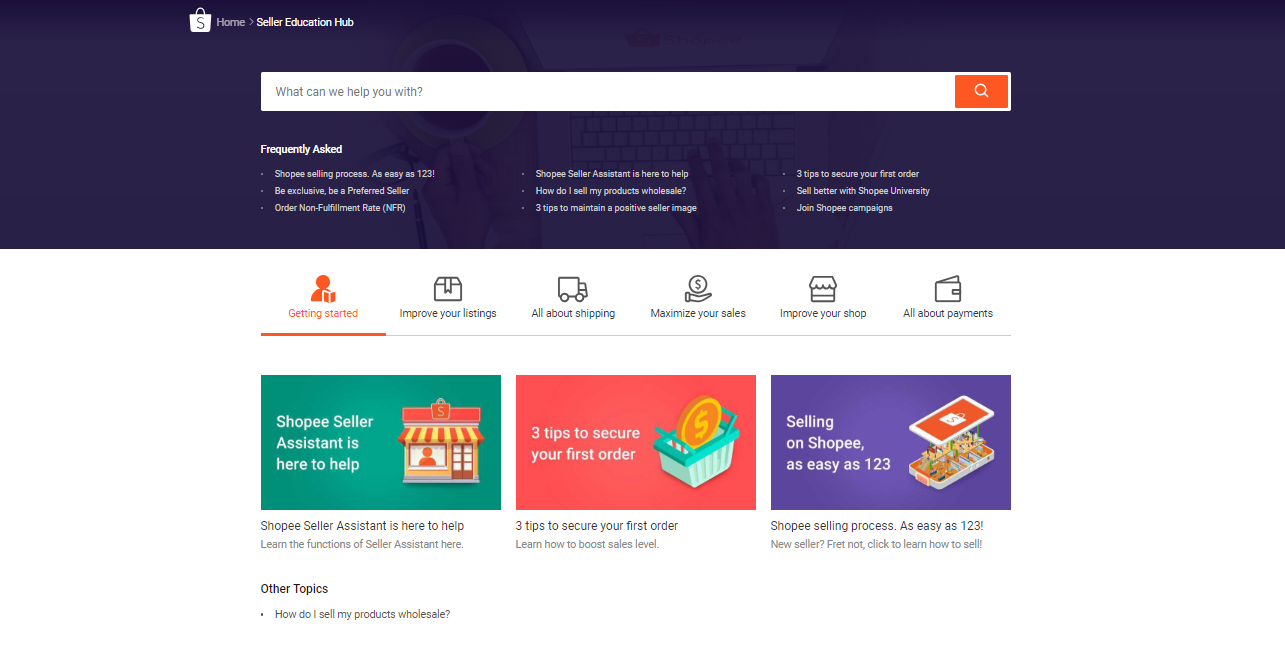 Do More with Shopee! - Recycle Bin of a Middle Child