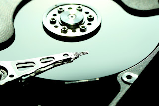 Hard Disk Working