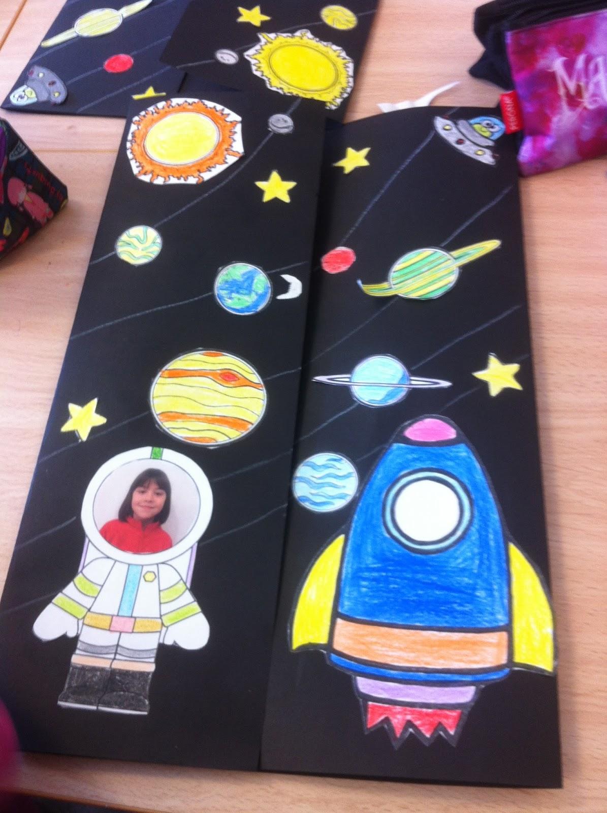 Los Superces Lapbook Del Espacio