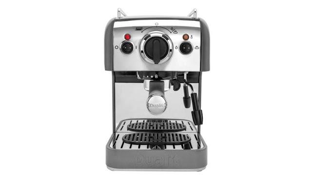 7. Dualit DCM2X 3-in-1 espresso machine