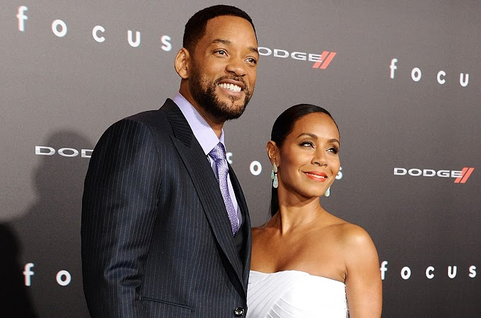 'We don't even say we're married anymore' - Will Smith on marriage with Jada Pinkett