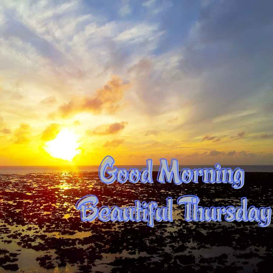 good morning images of thursday