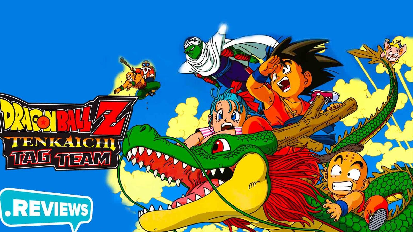 Download game Dragon Ball Z Tenkaichi Tag Team