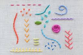 I want to learn how to embroider