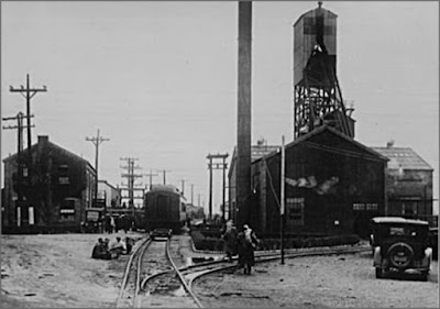 Mather Mine disaster