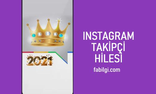 Instagram King Follower Uygulaması Beğeni Hilesi Ocak 2021