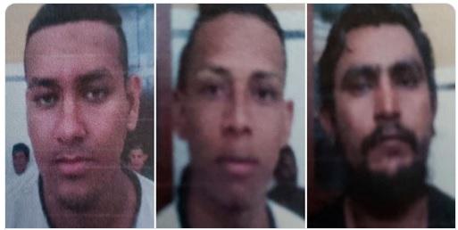 3 internos se fugaron de la Penitenciaría del Litoral