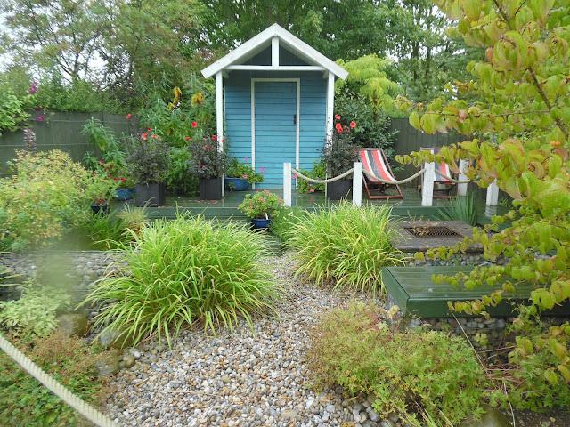 Lands' End Garden, mały ogródek