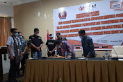 Rahmat Bagja Berikan Pembekalan Panwaslu Desa/Kelurahan se-kabupaten Minahasa Utara