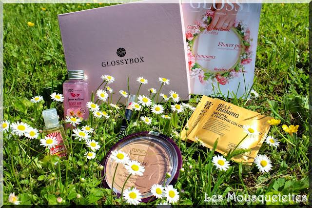 Glossybox Mai 2015 Garden Party - Les Mousquetettes©