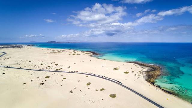 Destinos Seriéfilos: Fuerteventura. Han Solo y Wonder Woman 2