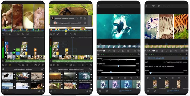 Best iPhone & iPad Apps for Video Editing lumafusion