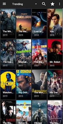 تحميل تطبيق cyber flix tv لمشاهدة الافلام و المسلسلات