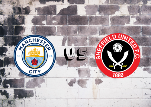 Manchester City vs Sheffield United  Resumen y Partido Completo