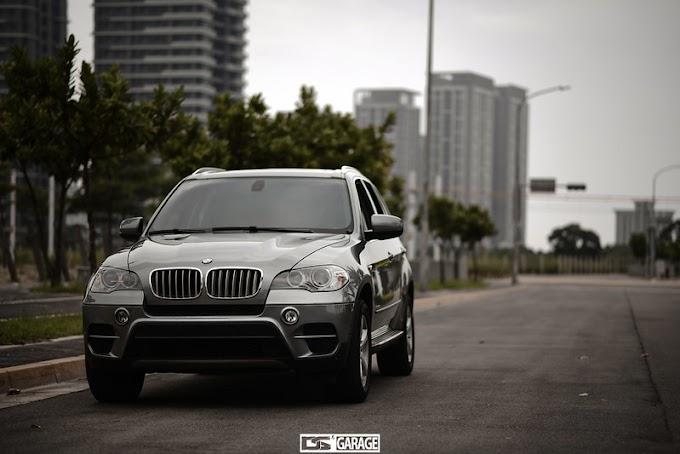 BMW X5, SUV Pertama Buatan BMW