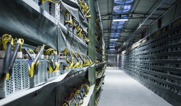 Một nhà máy tại Khang Định này có sức chứa hơn 10,000 siêu máy tính