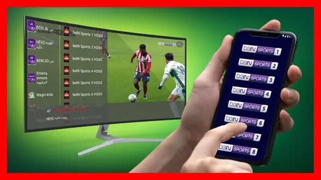 تحميل تطبيق yacine tv app أفضل تطبيق لمشاهدة القنوات المشفرة والمجانية على هواتف الأندرويد