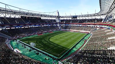 PES 2020 Stadium RZD Arena