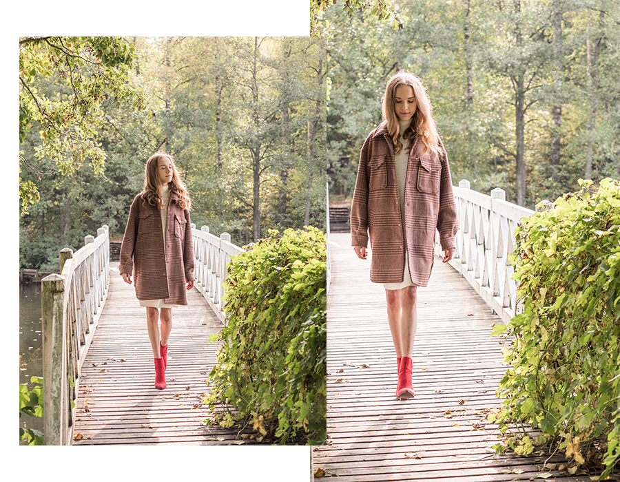 Syksyn ja talven takkimuoti // Autumn/winter coat fashion