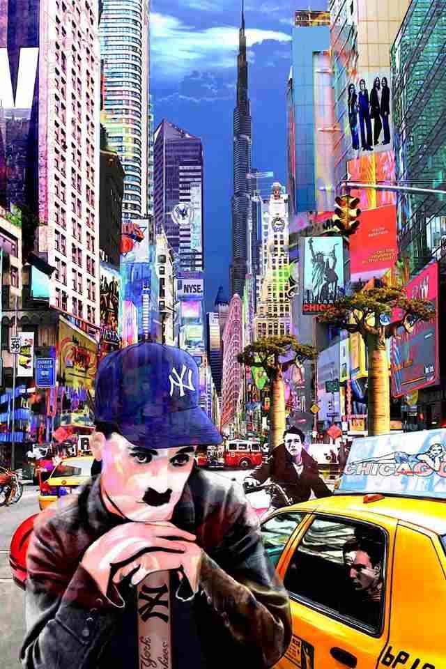 Цифровая живопись. Hubert Hamot