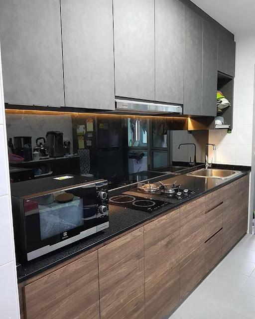 Jasa Kitchen Set Aluminium Sidoarjo