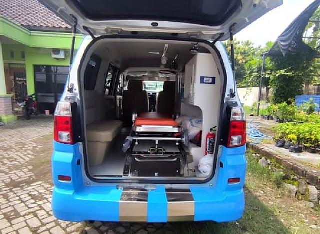 SOLOPEDULI Dapat Bantuan Ambulans Berstandar Medis dari BPKH