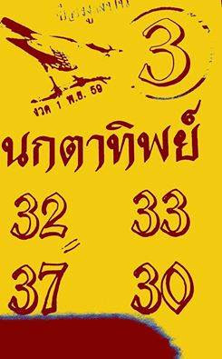 Thailand Lottery 123 Magazine Full Game Tip 01-11-2016