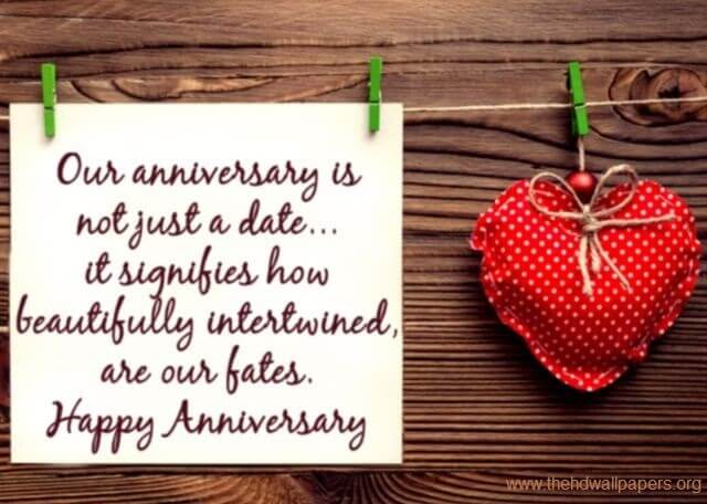 Happy Anniversary Message for Wife and Husband Love