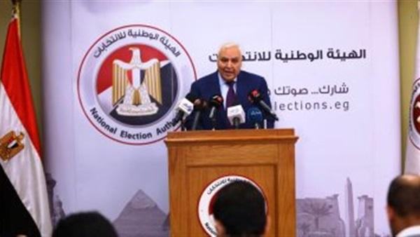 الوطنية للانتخابات: انتخابات البرلمان فى موعدها ولا صحة لصدور حكم قضائى بالإيقاف