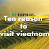 Why should i visit vietnam ?