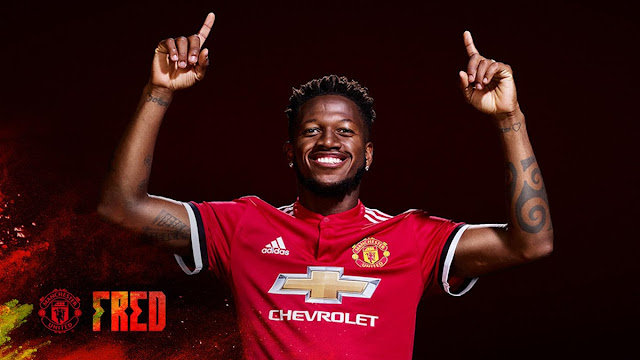 Manchester United have completed the signing of Fred from Shakhtar Donetsk