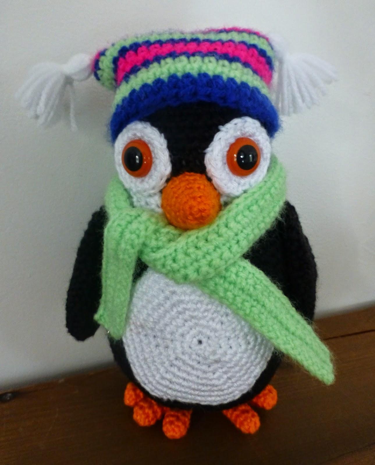 Haakfeest Kleine Pinguin