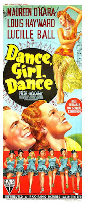Dance, Girl, Dance - Movie Poster