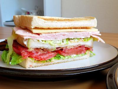 Ultra Club Sandwich for Two