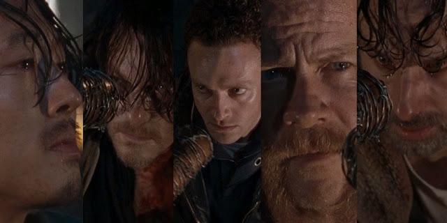 The Walking Dead season 6 Final