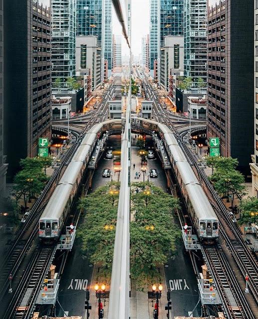 مدينة الأحياء شيكاغو