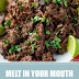 Melt in Your Mouth Barbacoa Tacos #barbacoatacos #tacos